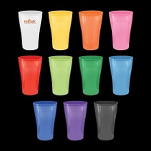Printed Plastic Cups