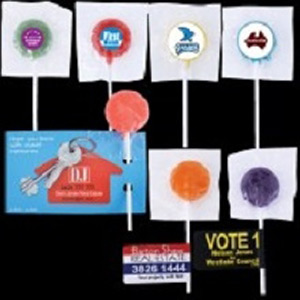 Promotional Lollipops