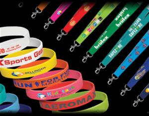 Lanyards & Wristbands