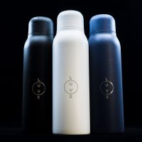 LUVE Self-Cleaning Drink Bottle