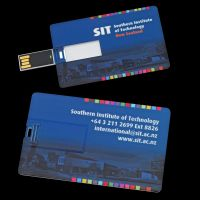 Credit Card Flip USB - 4GB