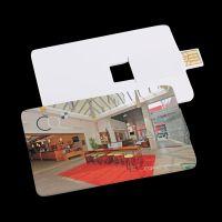 Credit Card Pull USB - 4GB