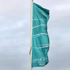 Promotional Street Flags